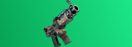 4. Tactical Submachine Gun