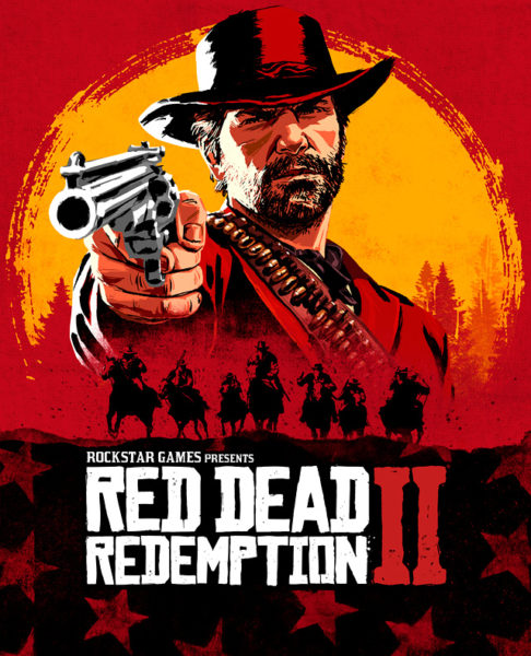 Red Dead Redemption Cover 2