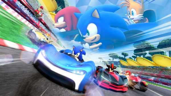 Team Sonic Racing — May 21