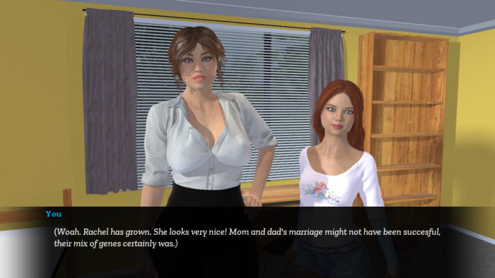 Sisterly Lust, Summertime Saga, Games Like, sex game, adult game