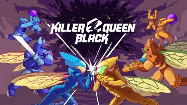 32: Killer Queen Black