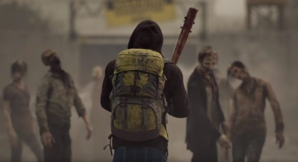 overkill's the walking dead, zombie games
