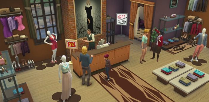 get to work, expansion, the sims 4, the sims