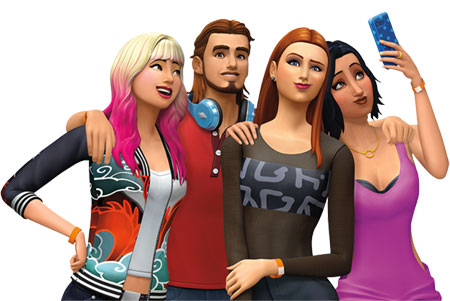 sims 4, expansion, get together