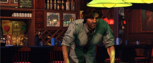 Fake The Wolf Among Us Season 2 Screenshot
