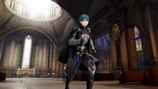 Fire Emblem: The Three Houses - Spring 2019