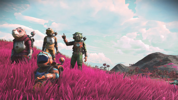 No Man's Sky improvements features players multiplayer friends