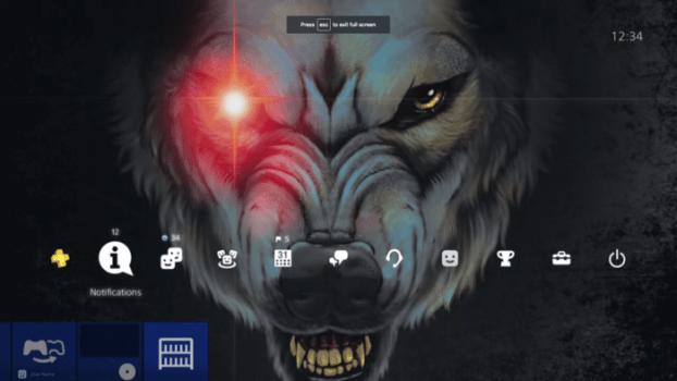 Demon Wolf Theme