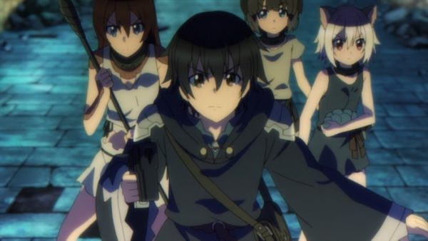 death march to the parallel world rhapsody, anime, like, similar, if you like, knights and magic