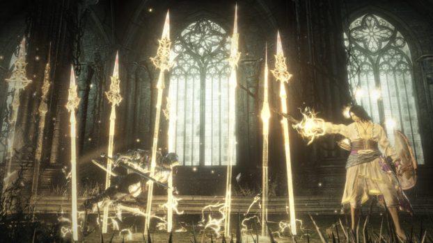 18. Halflight, Spear of the Church