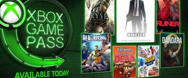 Xbox Game Pass August 2018