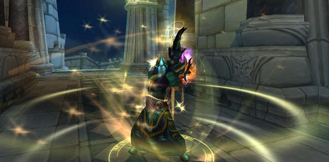 Best Healer Class in World of Warcraft: Battle for Azeroth - Discipline Priest