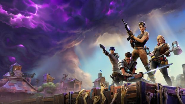 3) Fortnite - 78 Million Monthly Players