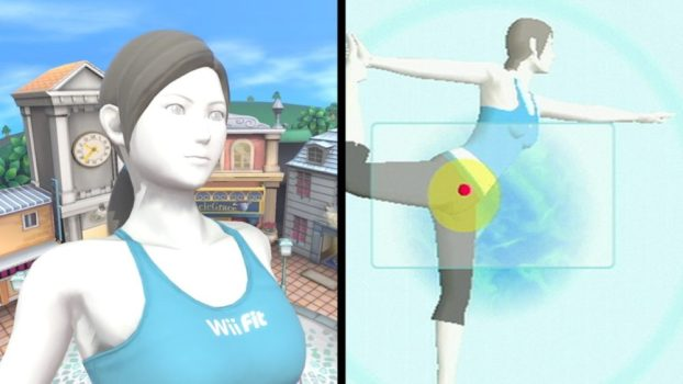 Wii Fit Trainer - Wii Fit (Wii, 2007)