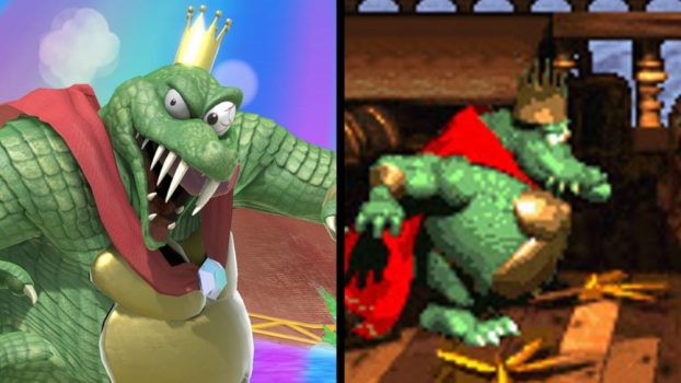 King K. Rool - Donkey Kong Country (SNES, 1994)