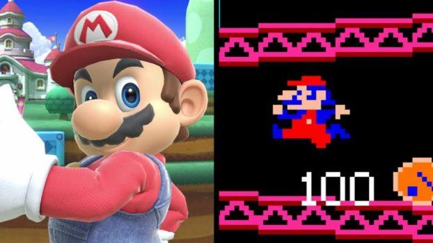 Mario - Donkey Kong (Arcade, 1981)