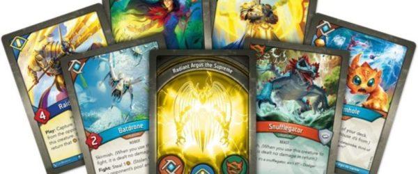 Magic the Gathering KeyForge Cards