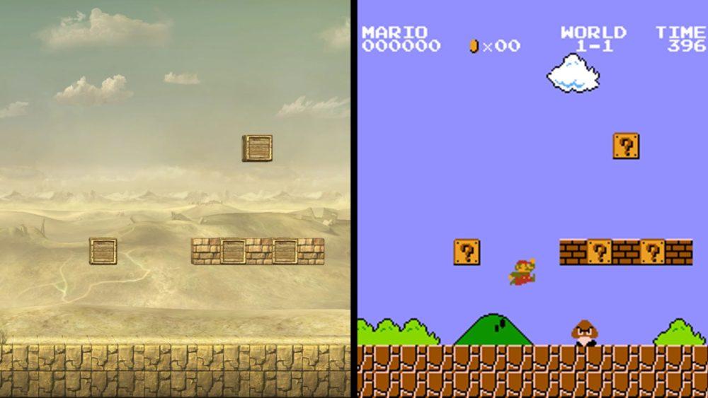 Super Mario Bros 1985 Sprites – Air Media Design