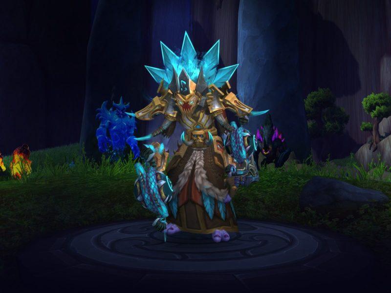 Best Healer Class in World of Warcraft: Battle for Azeroth - Restoration Shaman