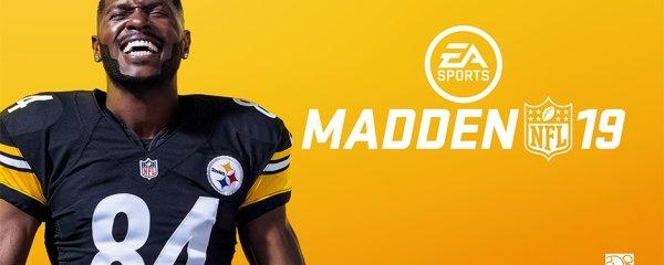 Antonio Brown Madden 19
