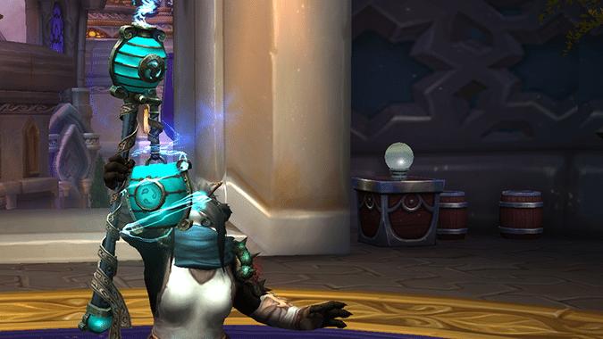 Best Healer Class in World of Warcraft: Battle for Azeroth - Brewmaster Monk
