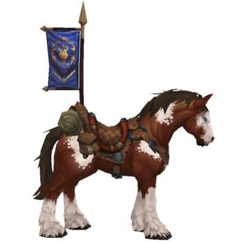 Highland Mustang