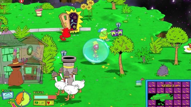 Toejam and Earl: Back in the Groove