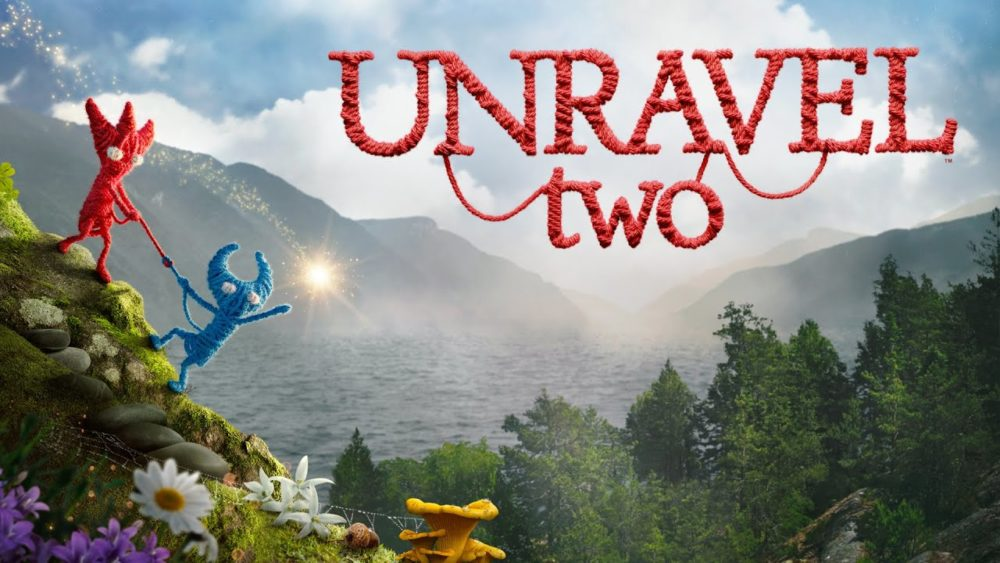 unravel two, ea, best switch party games to play with friends