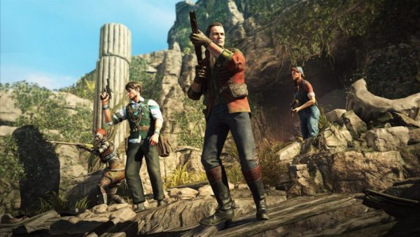 strange brigade, games like shadow of the tomb raider, shadow of the tomb raider