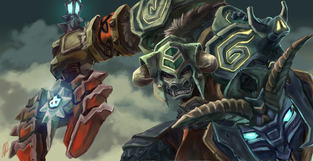 Best Tank Class in World of Warcraft: Battle for Azeroth - Protection Warrior