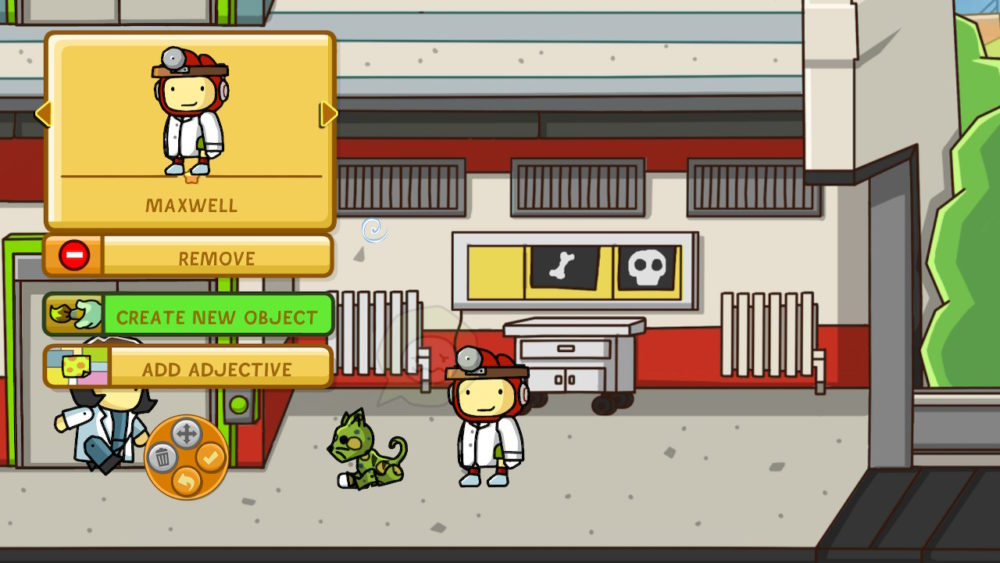 Scribblenauts Mega Pack Review