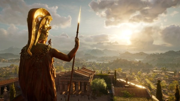 assassin's creed odyssey, wallpapers, background