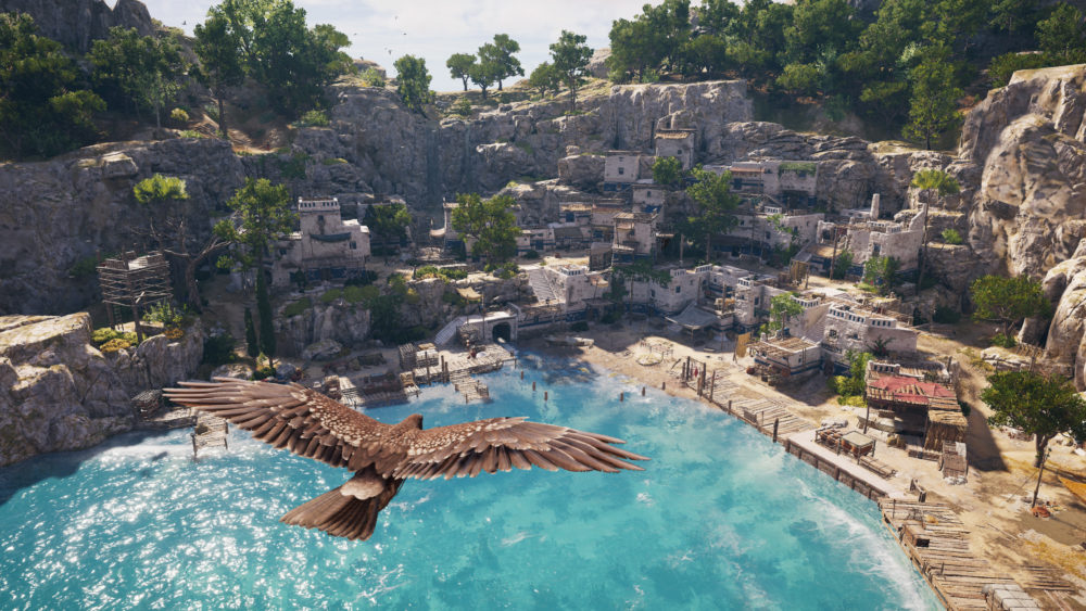 Assassin's Creed Odyssey, objectives in assassin's creed odyssey