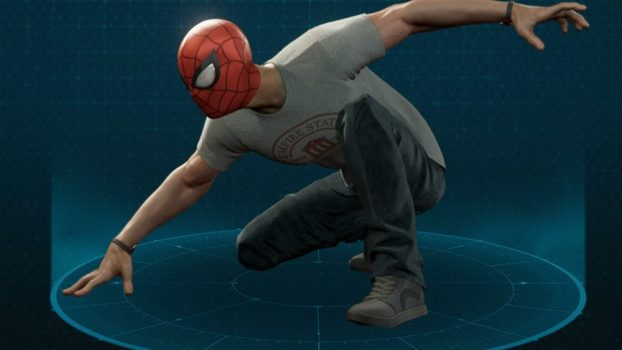 Here's Where Every Spider-Man PS4 Suit Comes From