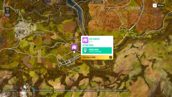 all house locations, how to buy houses, forza horizon 4