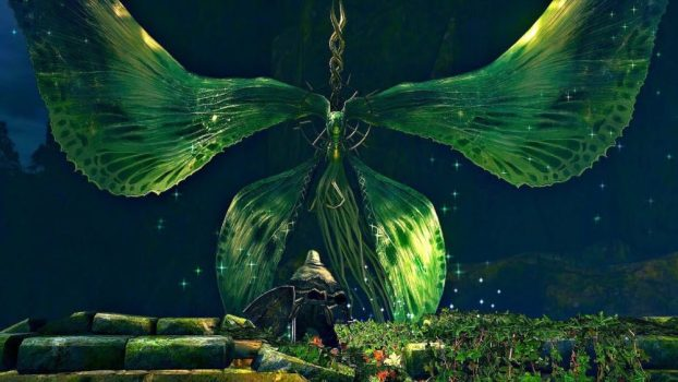 25. Moonlight Butterfly