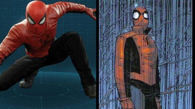 Last Stand Suit - Amazing Spider-Man Vol 2 #58 (2003)