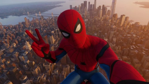 2. Marvel's Spider-Man - 1.1 Million per Day