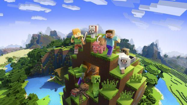 4) Minecraft - 74 Million Monthly Players