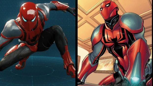 Spider Armor - Mk III Suit - Amazing Spider-Man Vol 1 #682 (2012)