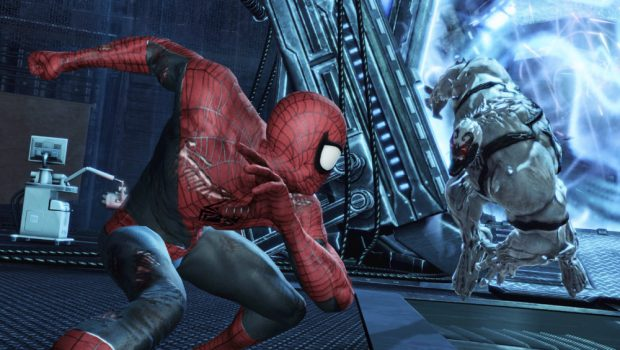 8. Spider-Man Edge of Time (2011)