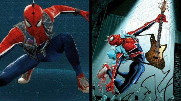 Spider-Punk - Amazing Spider-Man Vol 3 #10 (2015)