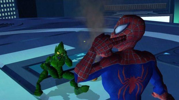 14. Spider-Man Friend or Foe (2007)