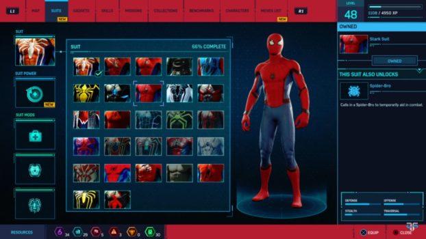 9. Stark Suit