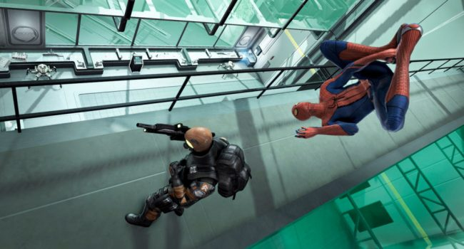 7. The Amazing Spider-Man (2012)