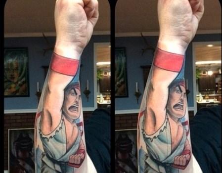 Shoryuken! – Street Fighter