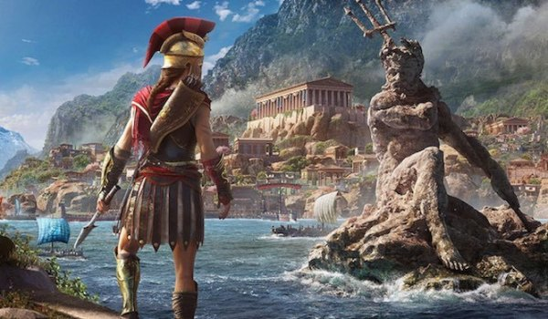 what the preload and unlock times are, assassin's creed odyssey