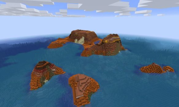 Badland Islands