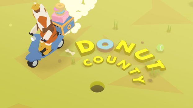 5. Donut County
