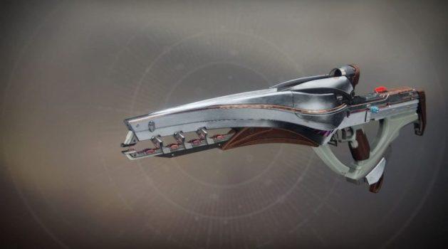 6: Polaris Lance (Scout Rifle)